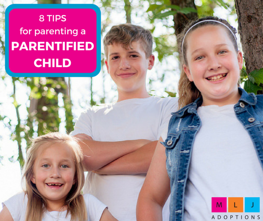 8 tips parentified child