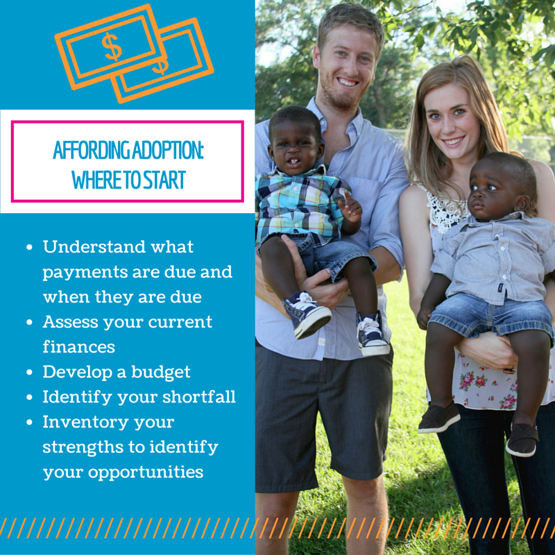 Affording Adoption
