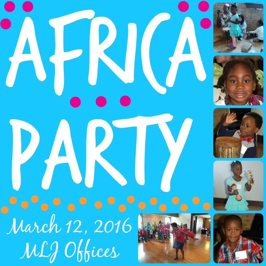 africa party