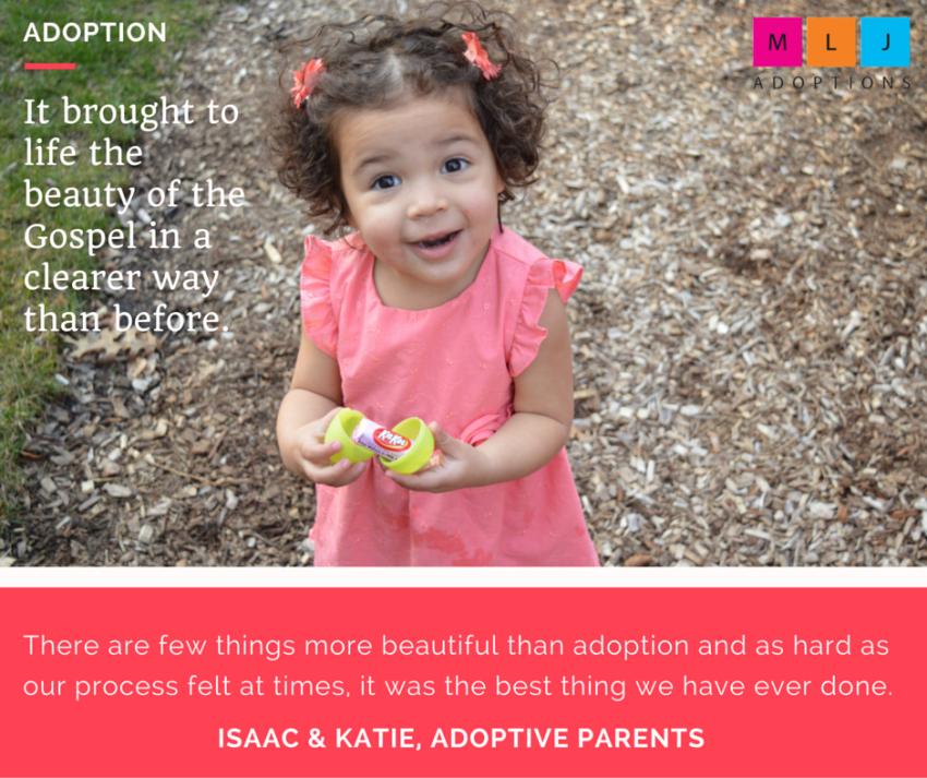 Beauty of Adoption