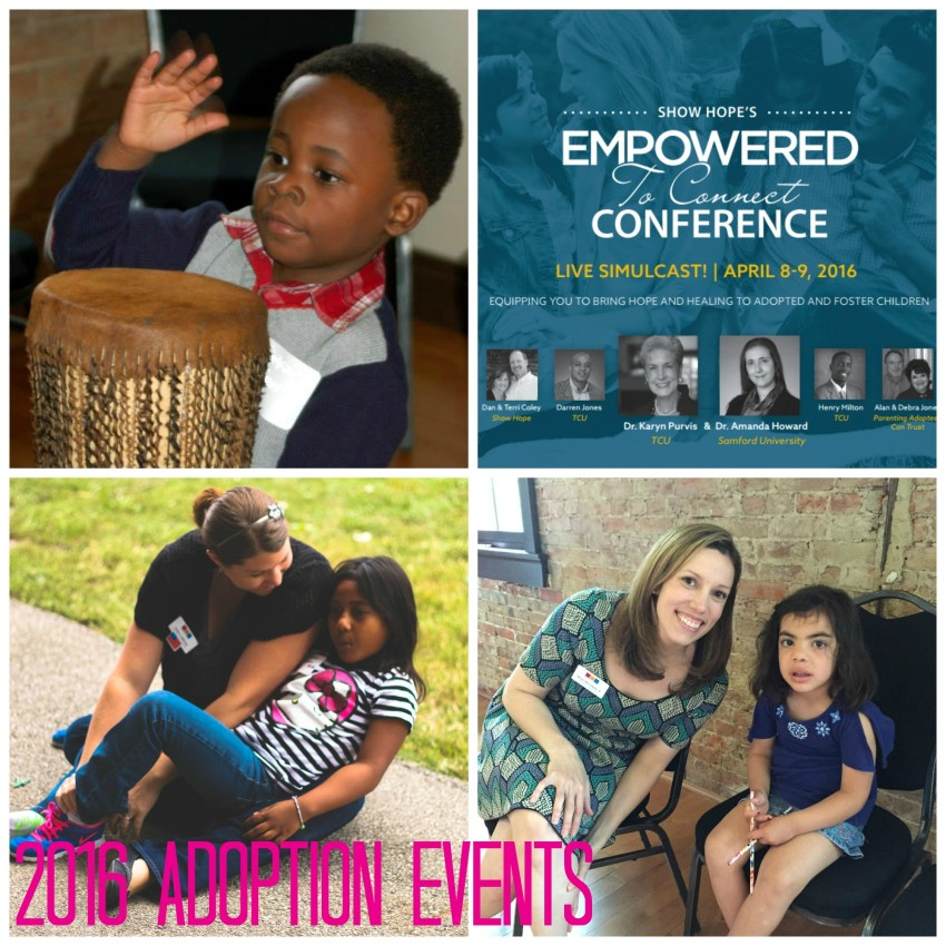 adoption events