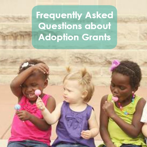 adoption grants