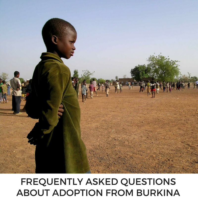 Got questions about the adoption process from Burkina Faso? MLJ Adoptions has answers.