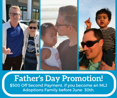 Father's Day Promotion!