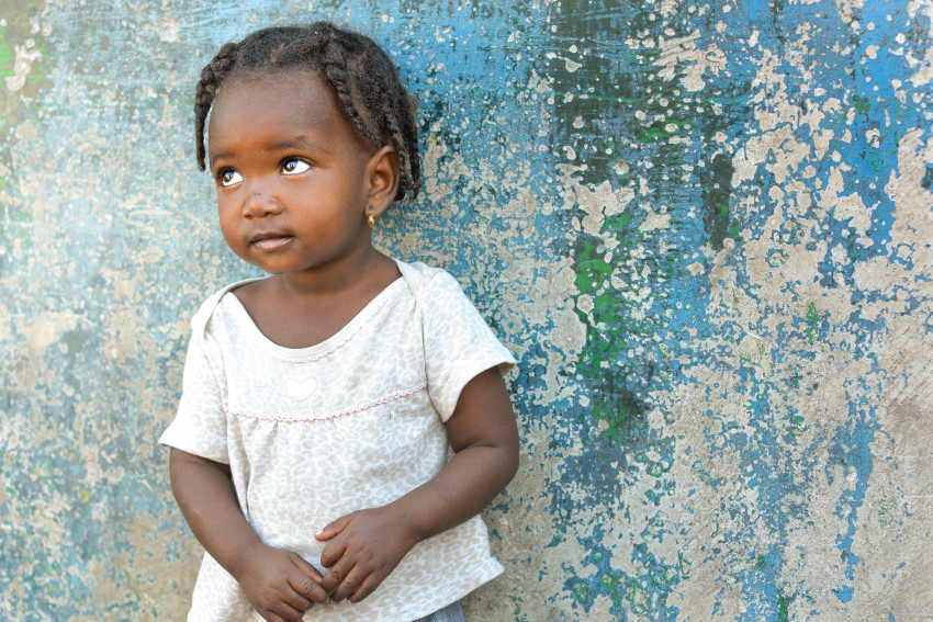adopting from haiti