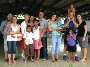Nicaragua family adaptation
