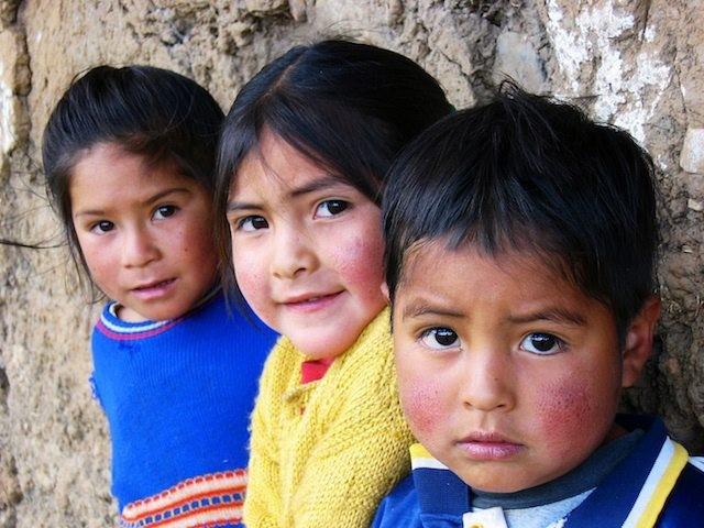 Adopting from Peru