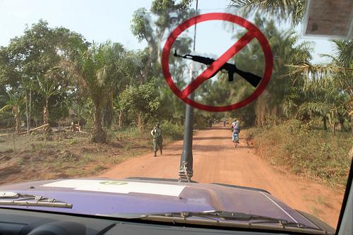 DRC Rebel Conflict