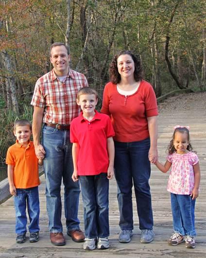 family adoption story