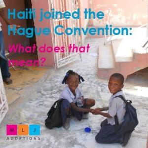 adopting from haiti